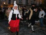 Olentzero eta Mari Domingi
