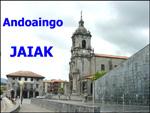 Iglesia de Andoain