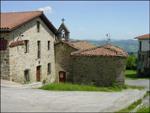 Vista del barrio Aztiria de Gabiria