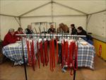 Momento del Concurso de Txistorra de Euskal Herria 2012