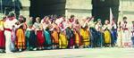 Grupo folclórico de Cantabria