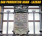 Escudo de Lazkao