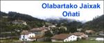 Vista del barrio Olabarta de Oñati