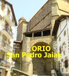 Iglesia de Orio