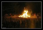 Tradicional Hoguera de San Juan de Ormaiztegi