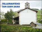 Ermita de San Juan de Telleriarte