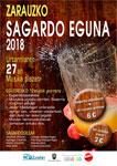 Cartel del Sagardo Eguna de 2018