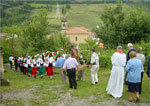Zegamako San Bartolome Prozesioa