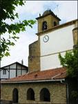 Vista de la Ermita de San Bartolomé