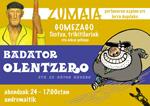 Cartel Ronda de Olentzero