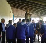 Momento de las Fiestas de San Telmo