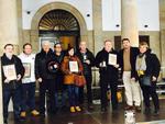 Ganadores en el Campeonato de Txistorra de Euskadi 2017