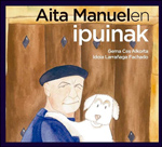 """Portada del libro """"Aita manuelen ipuinak"""""""