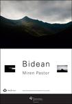 """Portada del libro """"Bidean"""""""
