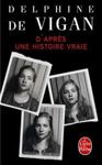 "Portada del libro ""D´après une histoire vraie"""