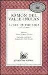 """""""Luces de Bohemia"""" liburuaren azala"""