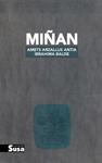 """""""Miñan"""" liburuaren azala"""