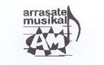 Arrasate Musikaleko logotipoa