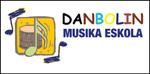 Danbolin Musika Eskolaren logotipoa