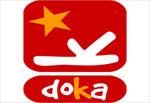 Logotipo del Doka