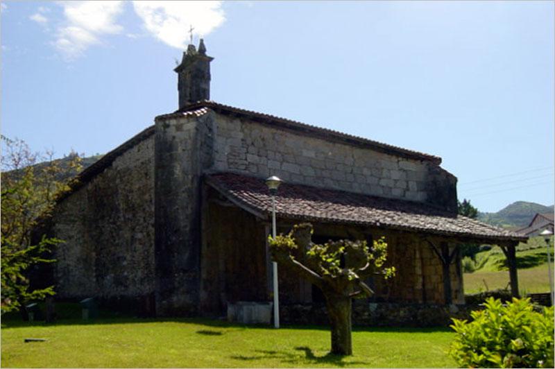 Ermita de la Santísima Trinidad de Mendaro
