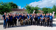 Brass Band Borgiaq