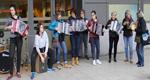 Grupo de Trikitixa de la Escuela Municipal de Música y Danza de Donostia