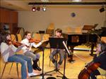 Alumnos de Musika Eskola