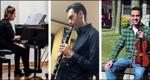 Estibalitz Sistiaga, Mikel Emezabal, Mikel Urdangarin
