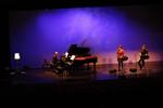 """Momento del espectáculo """"Imanol Jazz"""""""