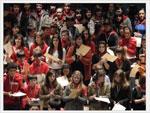 Alumnos de Escuela de Música