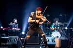 """Momento del espectáculo """"Strad, el violinista rebelde"""""""