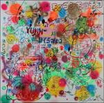 Obra ganadora Concurso de Pintura Adour Bidasoa de Irun 2019