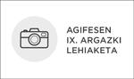 Cartel del Concurso de Fotografía de Agifes 2020