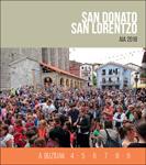 Cartel de las Fiestas de San Donato y San Lorenzo de Aia 2018