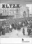 Cartel de las fiestas de San Marcial de Altza de Donostia 2017