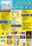 Cartel del Programa Fiestas de San Bartolomé de Amezketa 2018