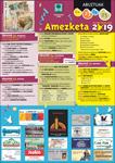 Cartel de Fiestas de San Bartolomé de Amezketa 2019