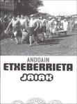 Cartel de las Fiestas de San ignacio de Etxeberrieta en Andoain