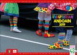Cartel de los Carnavales de Andoain 2019