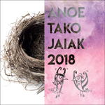 Cartel de Fiestas del Corpus Christi de Anoeta 2018