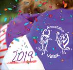 Cartel de Fiestas del Corpus Christi de Anoeta 2019