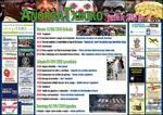 Cartel del Programa de Fiestas de Añorga Txiki de Donostia 2018