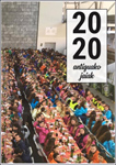 Donostiako Antiguako San Sebastian Jaien kartela 2020