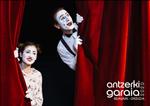 """Beasain eta Ordiziako """"Antzerki Garaia"""" ekitaldiaren kartela 2020"""