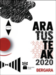 Cartel de los Carnavales de Bergara 2020