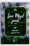 Cartel de las Fiestas de San Miguel de Aretxabaleta 2018