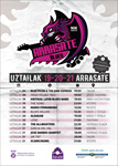 Cartel del Festival Arrasate Blues 2019