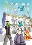 Cartel de las Fiestas de San Juan de Arrasate 2018