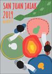 Cartel de las Fiestas de San Juan de Arrasate 2019
